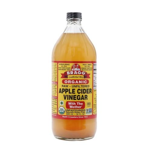 Bragg Organic Apple Cider Vinegar - (2 x 32 oz)