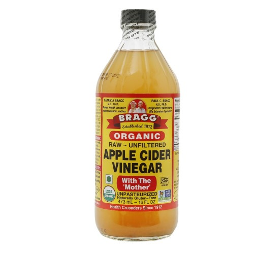 Bragg Organic Apple Cider Vinegar (16 oz)