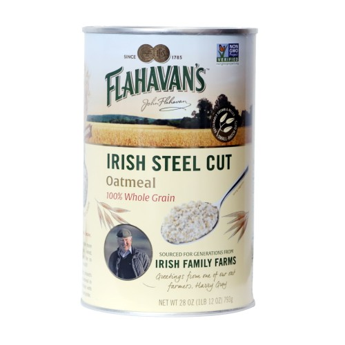 Flahavans Irish Steel Cut Oatmeal 28 oz (793g)