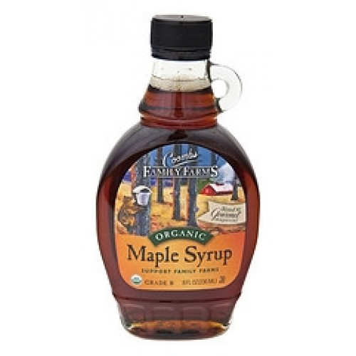 Coombs Pure Organic Grade B Maple Syrup – 8 oz