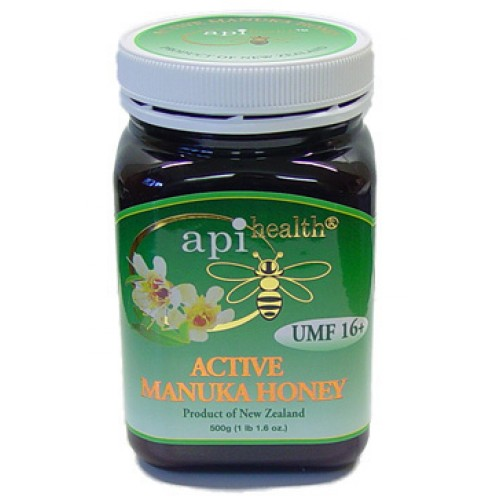 ApiHealth Active Manuka Honey UMF 16+ 500 gm