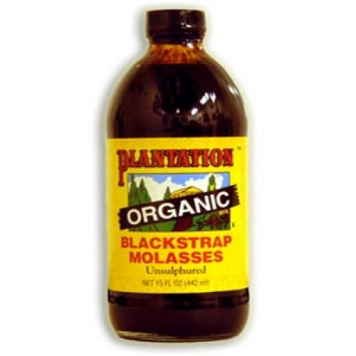 Organic Blackstrap Unsulphured Molasses – now in India