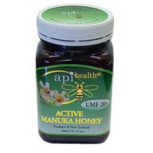 ApiHealth – Premium Manuka Honey from New Zealand (UMF 20+)