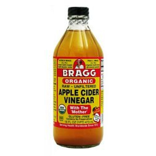 Bragg Organic Apple Cider Vinegar – (2 x 16 oz)