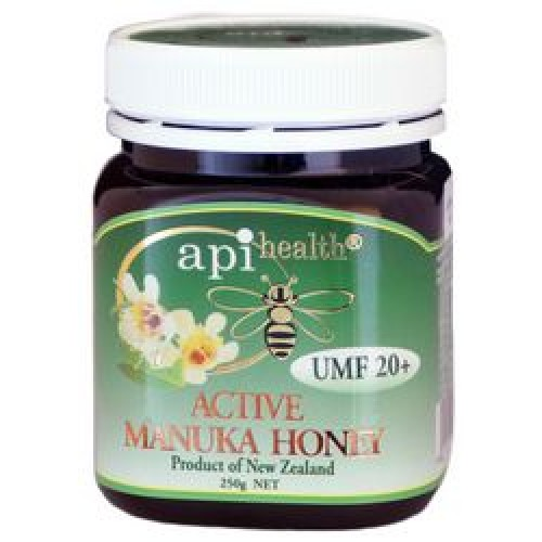 ApiHealth Active Manuka Honey UMF 20+ 250 gm