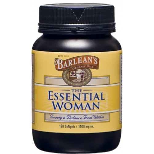 Barlean's - The Essential Woman - 60 softgels