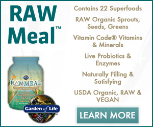 Garden of Life Raw Organic Meal in India