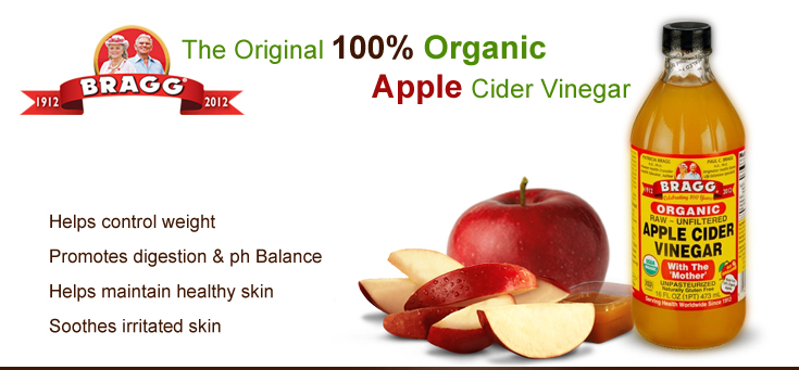 Buy Bragg Apple Cider Vinegar in India, Raw, Organic, Unfiltered, With the Mother