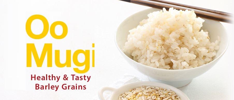 Oomugi Healthy & Tasty Barley Grains
