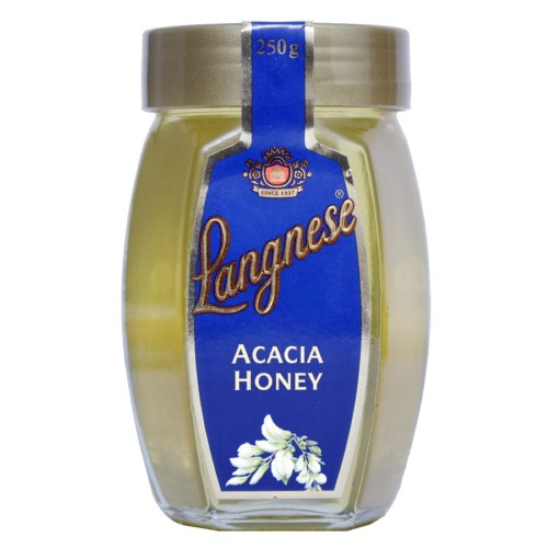 Pure Acacia Honey 250 g, from Langnese Germany
