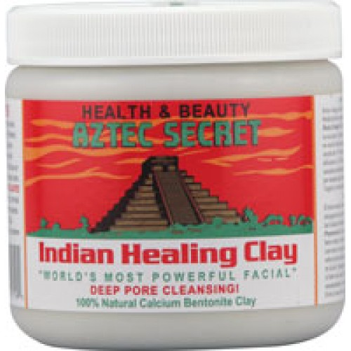 Indian Aztec Healing Clay Whole Foods