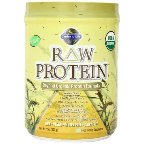 Garden Of Life Raw Organic Protein 622 Grams