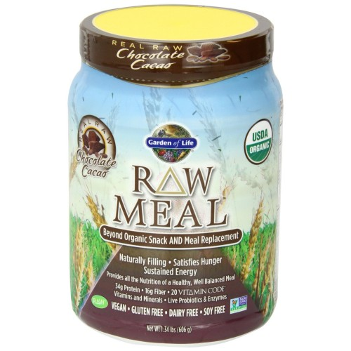 Garden of life organic meal raw meal buy garden of life - Garden of life raw meal weight loss results ...
