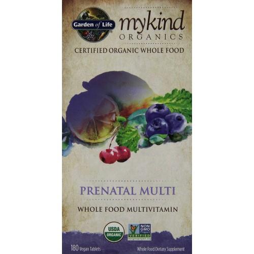 Garden Of Life Mykind Organic Prenatal Multi 90 Ct